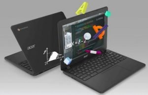Acer launches Chromebook 712 with the new TravelMate suite