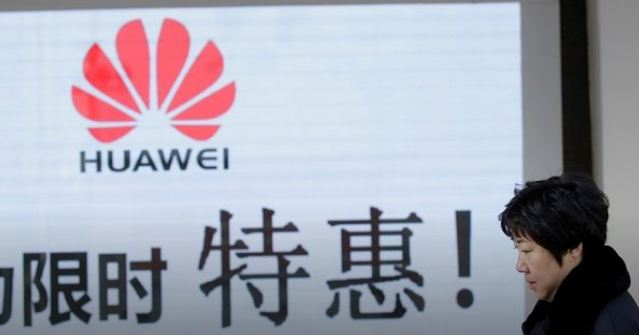 Chinese companies force their employees to use Huawei phones