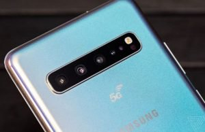 Samsung sold 6.7 million phones that support the fifth generation