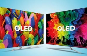 What is the difference between OLED and QLED?