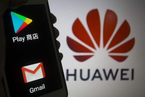 Google is applying for a permit to pay its services to Huawei again