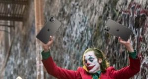 Film villains cannot use the iPhone