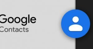 Google comes with a feature for users to apply contacts