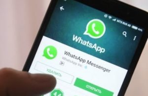 Is the digital fingerprint in WhatsApp penetrate privacy?