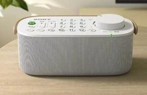 Sony introduces a device that combines a wireless speaker and TV remote!
