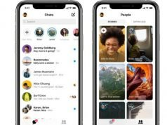 Facebook introduces a new update to the Messenger app on the iOS platform