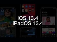 Apple sends iOS 13.4 update to solve many bugs and problems