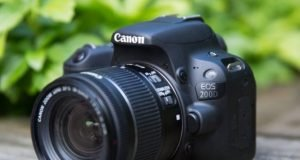 Canon 200D camera review