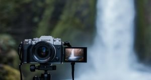 Fujifilm X-T4 review without inner mirror