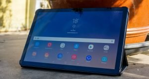 Galaxy Tab S4 A premium review good performance