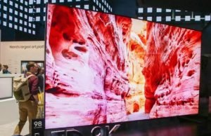 Samsung will stop making LCD screens and move QD technology