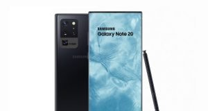 Galaxy Note 20 with front camera launched below the screen next August