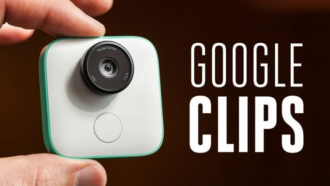GOOGLE CLIPS REVIEW A new way to control