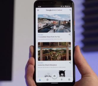 Arts & Culture app from Google comes with the feature of converting personal photos into artworks