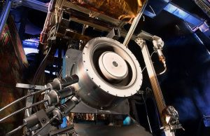 NASA's test the ion engine plays an exceptional role in enhancing
