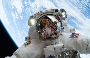 NASA astronaut salutes doctors fighting Coronavirus