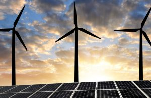Renewable energy supports the global economy by $ 160 trillion