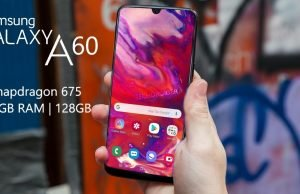 Galaxy A60 is Samsung's latest smartphone that gets Android 10 update