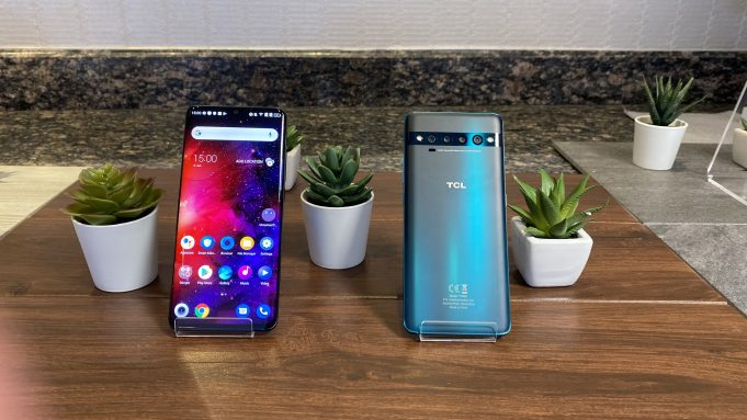 TCL enters the world of smartphones
