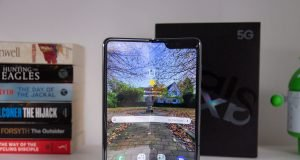 SAMSUNG GALAXY FOLD RE-REVIEW