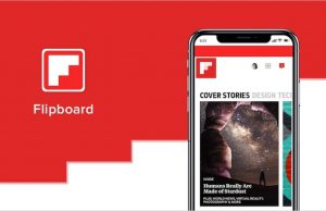 Flipboard app and how to work with it