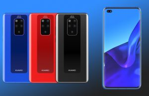 Huawei announces late production of Mate 40 series