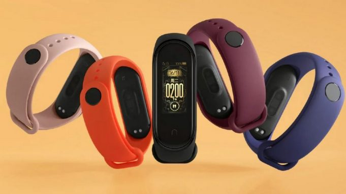 Xiaomi launches Mi Band 4 smart bracelet with NFC technology