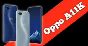 OPPO A11K in the Indian market with dual camera and 4230 mAh battery