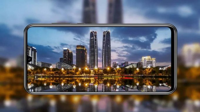 Huawei officially unveils the P Smart S, with a Kirin 710F processor and a triple camera
