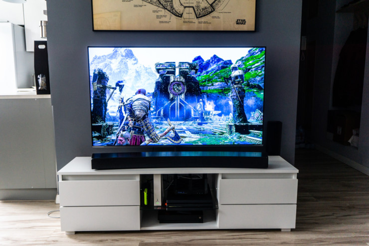 Samsung NU8000 For Gamers