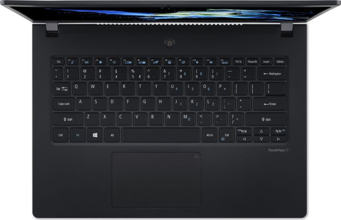 Acer TravelMate P6 Keyboard and Touchpad
