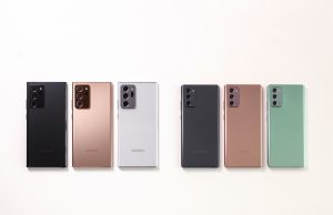 Samsung Devices Getting Three Generations of Android updates