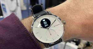 Withings ScanWatch Fitness Tracker