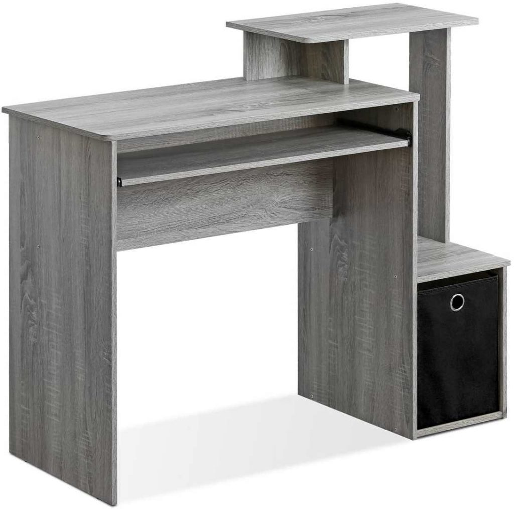 Furinno Computer Desk (12095GYW) Work From Home Equipment