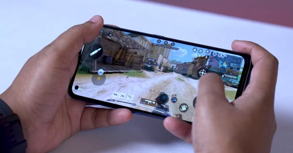 Realme 7 pro Camera  Performance with gaming