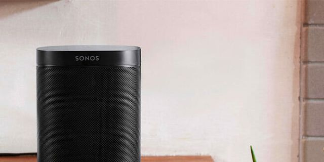 Sonos One (Gen 2) - Best Sonos speakers from $100