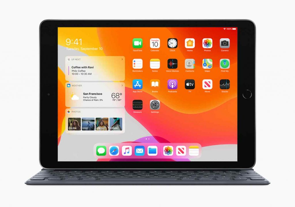 Apple iPad Air (2020) Many Features