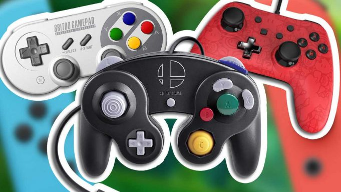 Best Nintendo Switch controllers For 2021