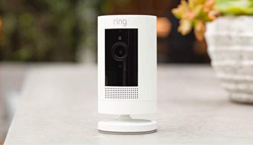 Ring Stick Up Cam Battery - Best outdoor home security cameras