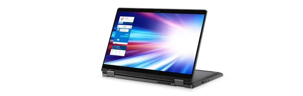 Dell Latitude 5300 2-in-1 as tablet