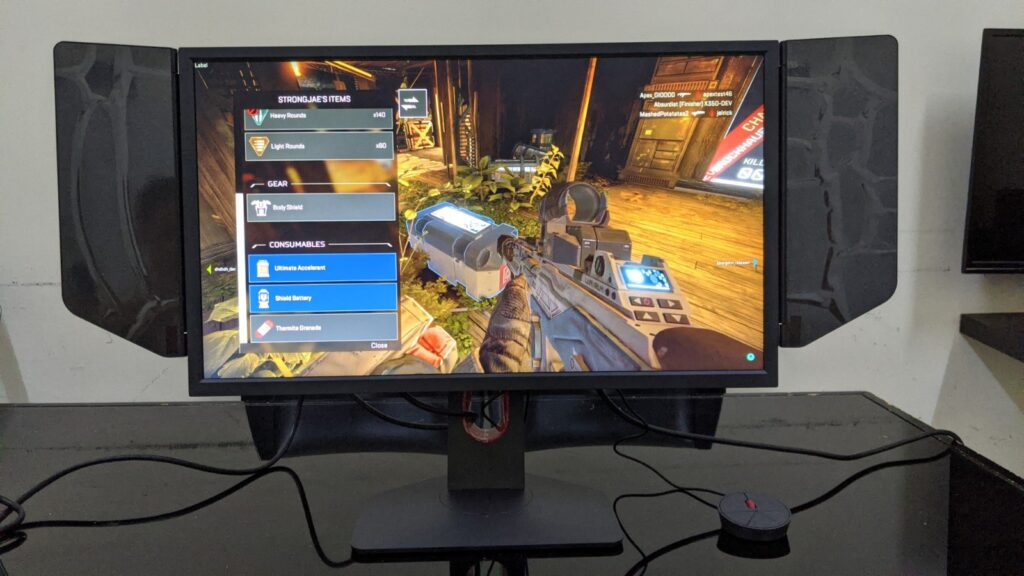 BenQ Zowie XL2546K Gaming Performance