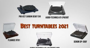 Best turntables 2021