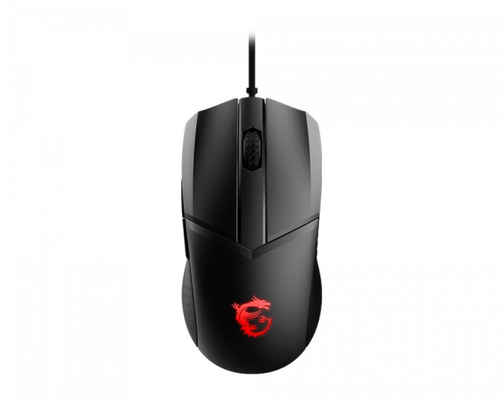Clutch GM41 Gaming Mouse Design