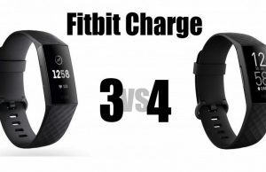 Fitbit Charge 3 vs Fitbit Charge 4
