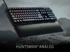 Razer Huntsman v2 Analog Keyboard