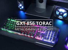 Trust GXT 856 Torac Gaming keyboard