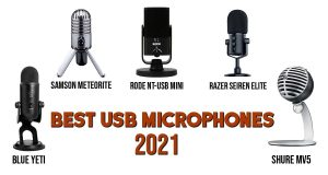 best USB microphones 2021