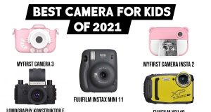 Best cameras for kids 2021