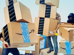 Amazon is facing a lawsuit over missing lunch breaks