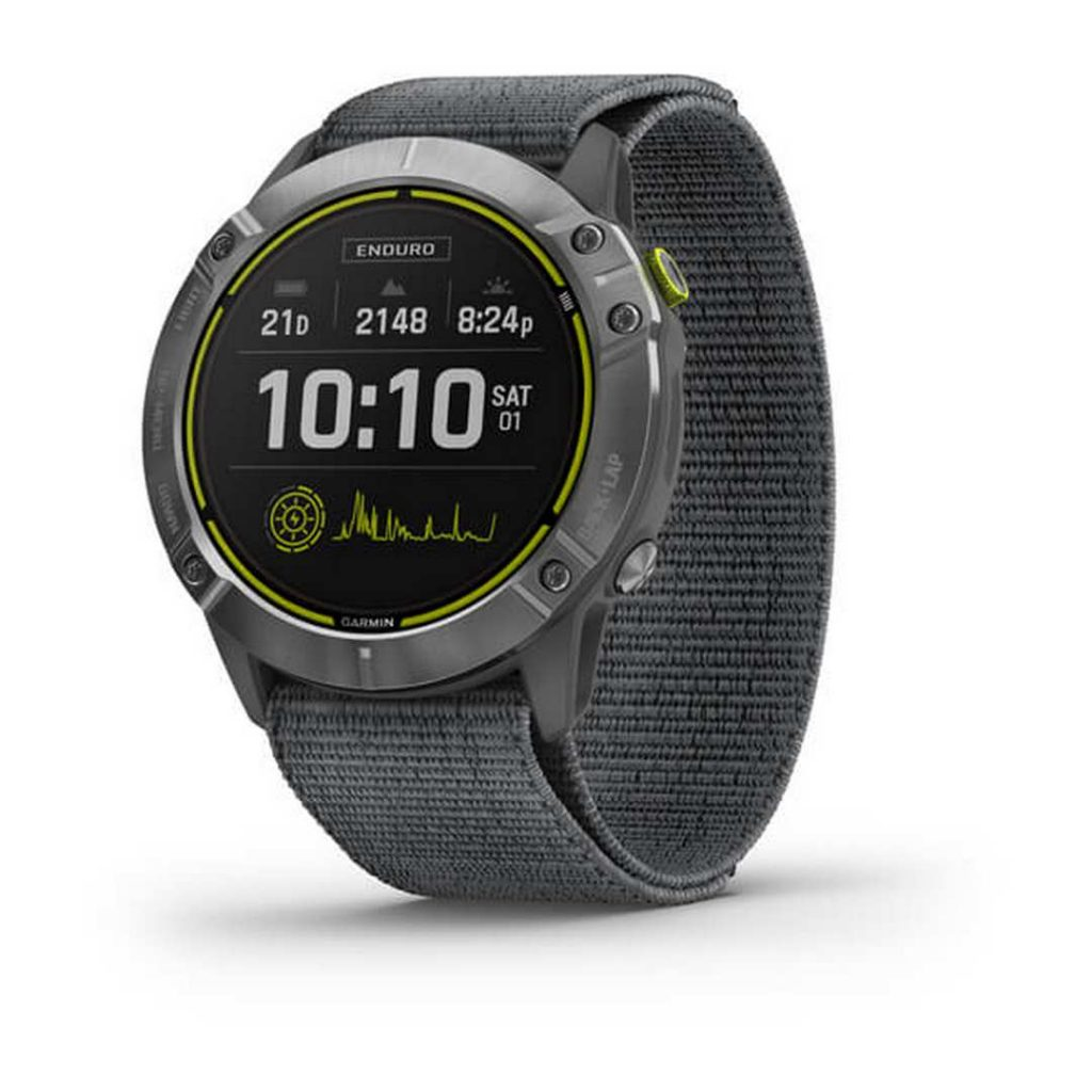 Garmin Enduro design